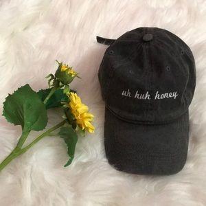 Uh Huh Honey dad hat